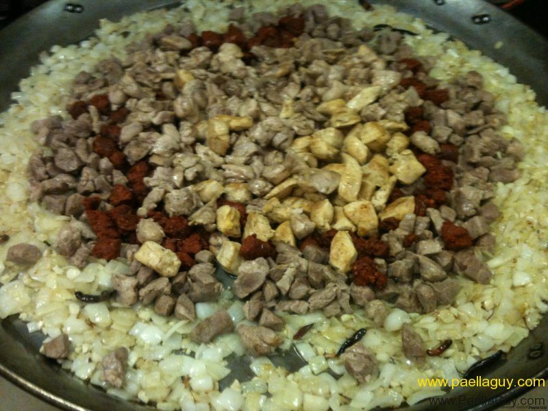 one hour shrimp paella okra zuchini shrimp paella june 24th one hour ...