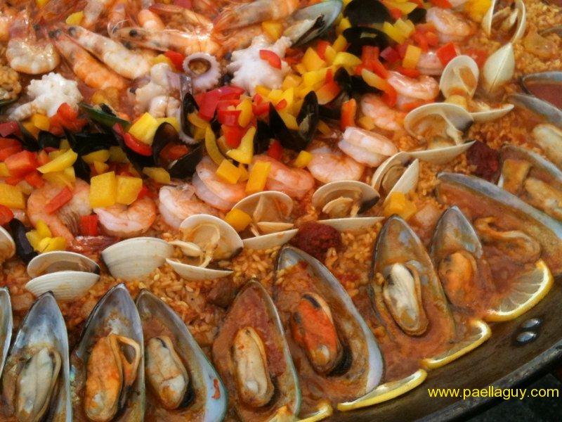 Seafood Paella | Paella Guy