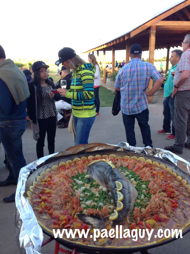 Larsen Salmon Paella 046